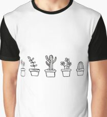 CUTE PLANTS Graphic T-Shirt