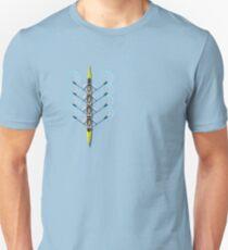 Row, Row, Row, ya Boat Unisex T-Shirt