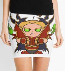 Kael Reddit Snoo Mini Skirt