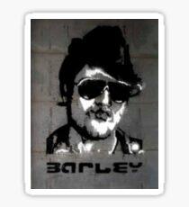 Barley, 2014 Sticker