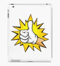 Thumbs Up!  You are Awesomeness! iPad Case/Skin