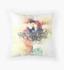 Everglow Throw Pillow