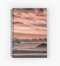 Dawn Delight Spiral Notebook