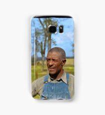 """Negro tenant farmer"" in Jefferson County, Kansas, 1938. Samsung Galaxy Case/Skin"