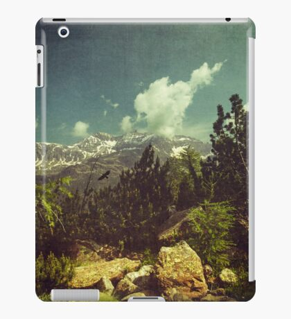 Italian Mountains iPad Case/Skin