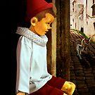 Pinocchio by Ivy Izzard
