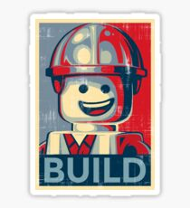 BUILD Sticker