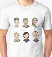 bbc sherlock cast T-Shirt
