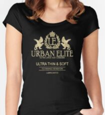 Urban elite Women's Fitted Scoop T-Shirt