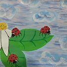 Love Bugs by Diamante Lavendar by DiamanteLavenda