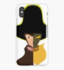 LeChuck Human vs Undead iPhone Case/Skin