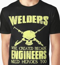 WELDER ENGINEERS Graphic T-Shirt