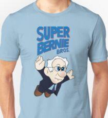 Super Bernie Bros. (With Text) Unisex T-Shirt