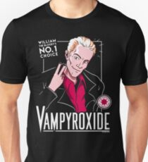 Vampyroxide (Comic Version) Unisex T-Shirt
