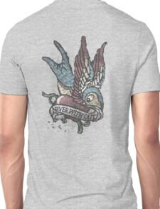 A TAT Worn Vintage Bird Tee T-Shirt