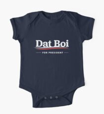 Dat Boi For President T-Shirt One Piece - Short Sleeve