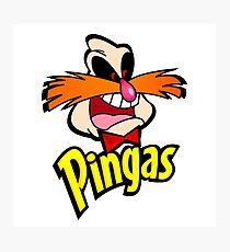 PINGAS : PARODY Photographic Print