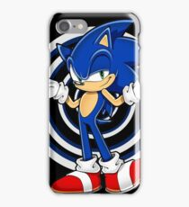SONIC : WHAT YOUR PROBLEM? iPhone Case/Skin
