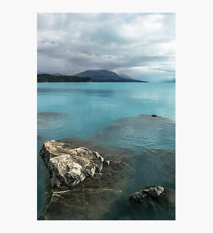 Lake Pukaki, New Zealand Photographic Print