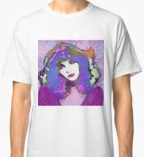 Painted Kate Classic T-Shirt