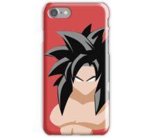 Goku Super Saiyan 4 iPhone Case/Skin