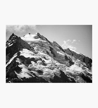 Mt Cook, New Zealand Photographic Print