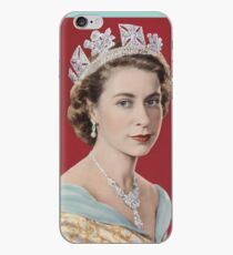 Queen Elizabeth II ~ Diamond Jubilee iPhone Case