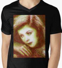 ScribbleKirsty V-Neck T-Shirt