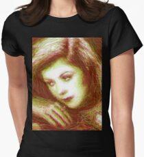 ScribbleKirsty Women's Fitted T-Shirt