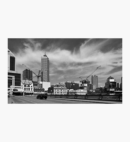 Horseshoe Bridge - Perth Photographic Print