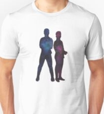 Show me your world and I'll show you mine (Malec) Unisex T-Shirt