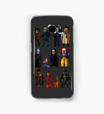 Icons of Horror Samsung Galaxy Case/Skin
