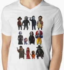 Icons of Horror T-Shirt