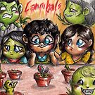 Hannibal - Little shop of Cannibals by Furiarossa