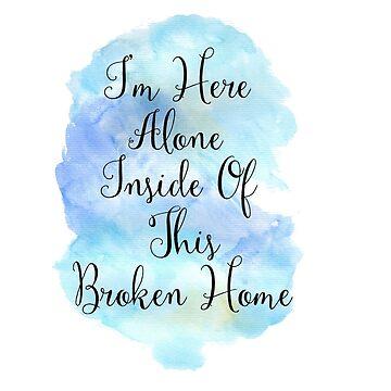 Broken Home ~ 5SOS ~ 5 segundos de verano de thefanapparel