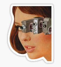 I'm Watching You! Sticker