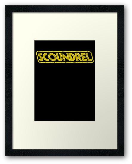 Scoundrel by puppaluppa