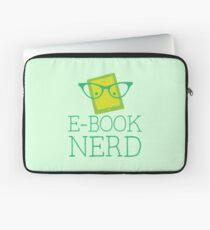 e-book nerd Laptop Sleeve