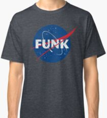 Space Funk - Distressed Classic T-Shirt