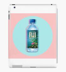 Fiji Water vaporwave  iPad Case/Skin