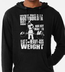 Fitnessmode Sweatshirt Herren T Rex hates Burpees Pullover