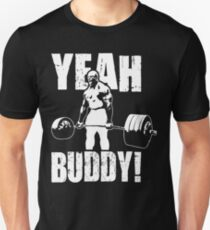 JA BUDDY (Ronnie Coleman) Slim Fit T-Shirt
