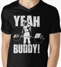 YEAH BUDDY (Ronnie Coleman) Men's V-Neck T-Shirt
