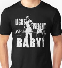 Leichtes Baby! (Ronnie Coleman) Slim Fit T-Shirt