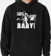 Sudadera con capucha ¡Bebé de peso ligero! (Ronnie Coleman)