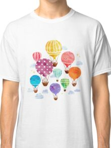 Hot Air Balloon Classic T-Shirt