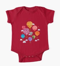 Hot Air Balloon Kids Clothes
