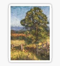 Beechwood - plein air Sticker