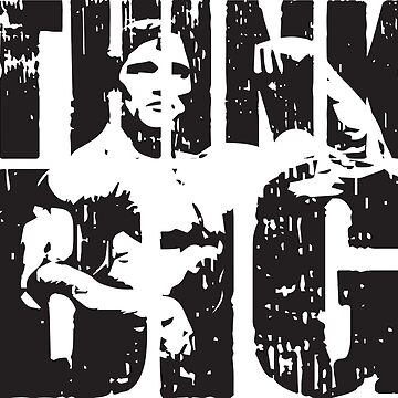 THINK BIG (Arnold Iconic) by ilovearnie