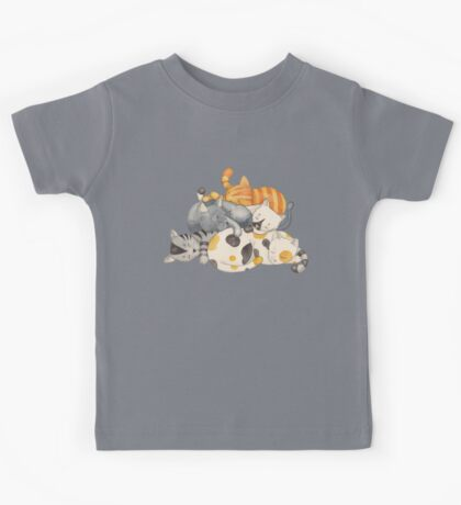 Cat Nap (Siesta Time) Kids Clothes